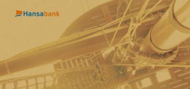 Открытка Hansa Банк