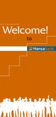 Приглашение Hansa Банк